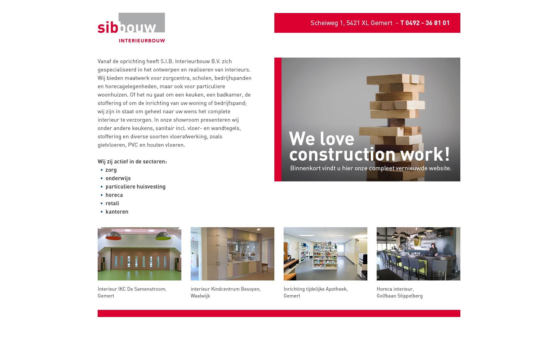 Interieur Design Gemert.Sibinterieurbouw Jpg